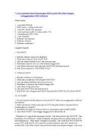 Cara pasang ulaunch dvd : Cara Instalasi Dan Pemasangan Hdd Pada Ps2 Slim Dengan Menggunakan Usb Advance