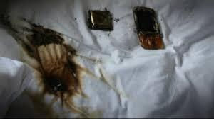 Cell <b>Phone</b> Catches On <b>Fire</b> Video - ABC News