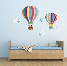... Hot Air Balloon Wall Decals Hot Air Balloon On Pinterest Nursery Art  Wall Stickers And Air