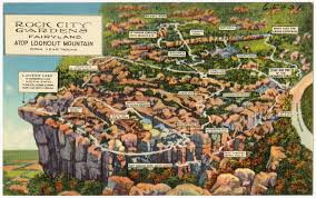 file rock city gardens fairyland atop lookout mountain open year round