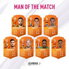 New MOTM's - image - FIFA - Reddit