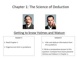 Sign of Four - Conan Doyle - Chapter Worksheets by Notebookandpen ...