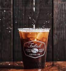 Cold brew coffee — coffee made with cold water, using coarsely ground beans, and how to you can drink cold brew coffee in a coffee shop, or even make your own at home. Foxtail S Cold Brew On Tap