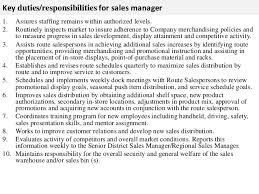 Sales Manager Job Description Photography Gallery Sites Duties Of