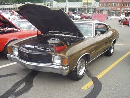 1972 Chevrolet Chevelle - Information and photos - MOMENTcar