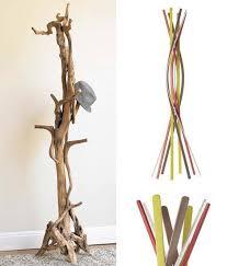 Twist Coat Rack Simple Entwined Root Twist Coat Rack Home Improvement Pinterest Diy