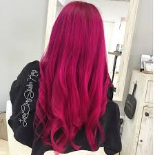 what color is magenta hair. dark pink magenta hair ::: your mothers color what is
