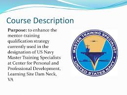 Master Training Specialist Supplemental Training Course Ppt Download