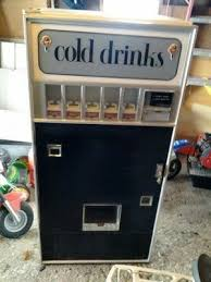 Rockola Vending Machine Mesmerizing OLDER ROCKOLA SODA POP VENDING MACHINE 48