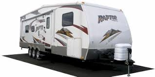 2009 keystone rv raptor toy hauler