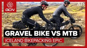 <b>Gravel</b> Bike Vs <b>MTB</b> | Iceland Bikepacking Epic - Which Is The ...
