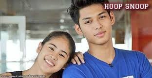 WATCH: Ricci Rivero spreads 'kilig' to Deanna Wong | FASTBREAK.com.ph