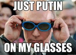 In Russia, posting celebrity memes can land you in court via Relatably.com