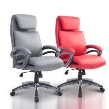 santana black high back executive office chair leather swivel