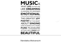 Musik Zitate Englisch Leben Zitate