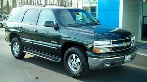 2001 Chevrolet Tahoe LT 4WD Vortec 5.3L V8 SPI - YouTube