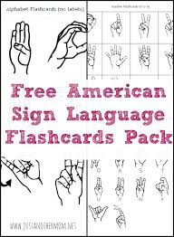 Free Alphabet Flash Cards Asl Printable Flash Cards Have You Thought About Teaching