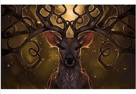 room decoration wall posters 2016 fashion art deer horn style mood light grass 50x75cm poster wedding cheap mood lighting