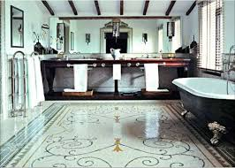 Italian Bathroom Decor Bathroom French Country Bathroom With Black Bathtub And
