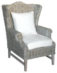 wicker wingback chair cape cod towns and villages chair traditional living room chairs indoor wicker wingback