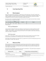 It Sow Template Sow Template For Software Development Consulting Statement Of Work