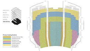 Keller Auditorium Seating Chart View Abundant The Majestic Seating Chart Keller Auditorium