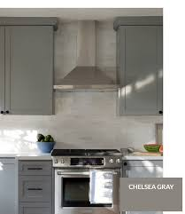 benjamin moore kitchen cabinet paintTop 10 Gray Cabinet Paint Colors  Builders Surplus