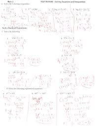worksheet solving equations and inequalities worksheet worksheet solving equations and inequalities worksheets expressions view this photo