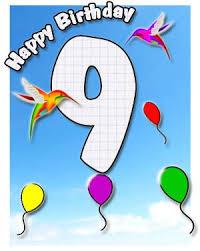 9 Geburtstag Glückwünsche Und Sprüche