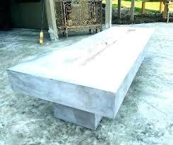 concrete table top round molds manufacturer diy