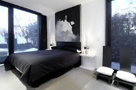 Black And White Decorations For Bedrooms 15 Black And White Bedrooms Hgtv Also Bedroom Ideas And Black And