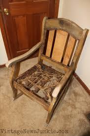 rescued rocking chair vnj81