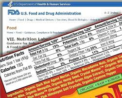 nutrition facts label template designing nutrition label sle nutrition facts label maker free software