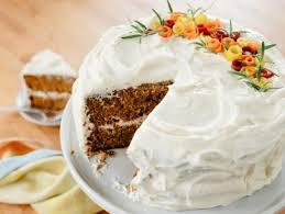 Mollys Carrot Cake With Spiced Cream Cheese Frosting Recipe Molly