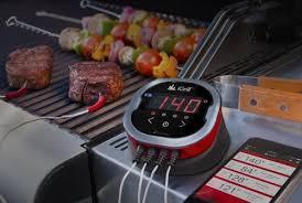 Igrill Un Thermomètre Connecté Pour Réussir La Cuisson Au Barbecue