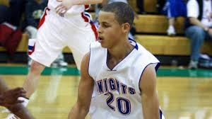 Stephen Curry started small, but he\u0027s always been big-time | NBA ...