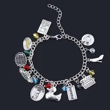 STRANGER THINGS <b>Charms Boho</b> girl's gift <b>fashion</b> bracelet FREE ...