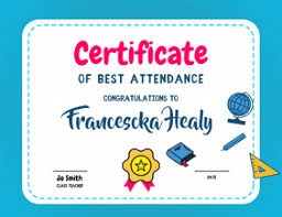 Free Printable Certificate For Students Postermywall