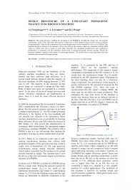pdf design procedure of a line start permanent magnet synchronous machine