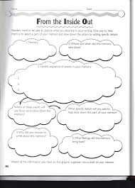 Template Autobiography Outline Template Memoir Essay Examples Of