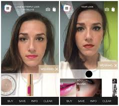 l oreal s makeup genius is essentially a virtual mirror that lets users try out