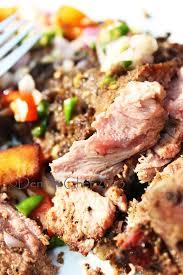 Grilled Baby Lamb Leg With Sambal Matah Balinese Raw Shallot And