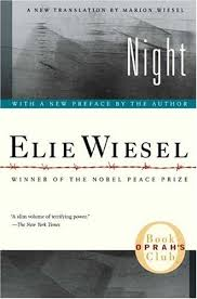 Night By Elie Wiesel Quotes Inspiration Important Quotes From Night Night's Influence On Today's Youth