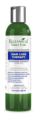 hair loss therapy sulfate free caffeine shoo alopecia prevention and dht blocker doctor developed new 2018 formula botanical green care llc