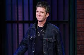 Noel gallagher, a manchester city fan who has also done some recording and touring, laughed and told me a story about his kids. Noel Gallagher Receiving Bmi President S Award Billboard Billboard