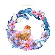 <b>Birds</b> And <b>Flowers</b> Stock Photos And Images - 123RF