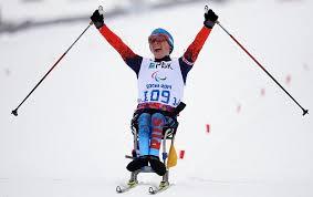 героев зимних Паралимпийских игр в Сочи
