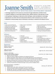 Instructional Design Examples In Education 008 Elementary Teacher Resume Examples Virtual Educator