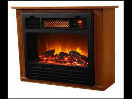 Lifesmart Lifezone Electric Infrared Media Fireplace Heater Infrared Fireplace Heater