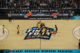 2019 Ncaa Tournament Court Designs Why Is The Final Four Court Elevated Sbnation Com